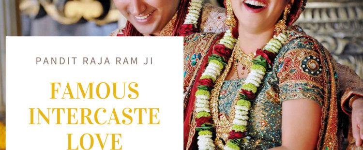 famous intercaste love marriage expert