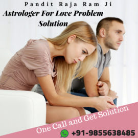 Best Astrologer for Love Problem Solution
