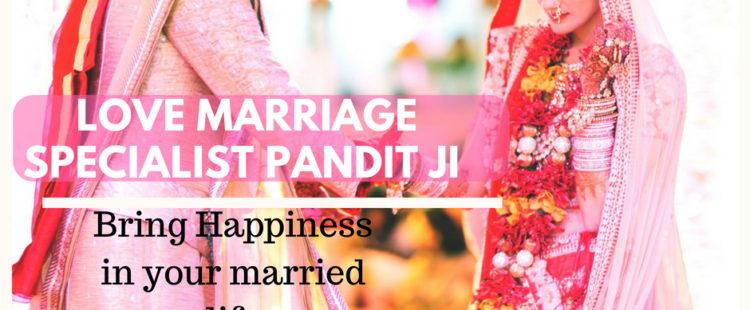 Best Love Marriage Specialist Pandit Ji in Delhi