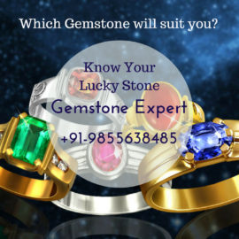 World Famous Gemstone Expert in Delhi Chandigarh
