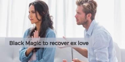 Black Magic to recover ex love