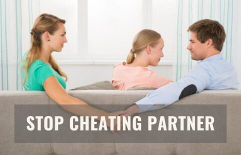 Stop Cheating Partner