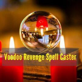 Voodoo revenge spell caster +91-9855638485
